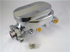"""Holden HK-HT-HG Monaro GTS NEW Chrome Brake Master Cylinder 1""""bore or 1""""-1/8""""*"""