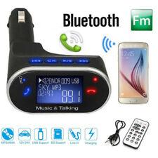 Bluetooth Wireless FM Transmitter Modulator Car Kit Mp3 Player SD USB LCD Remote