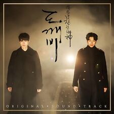 Guardian: The Lonely and Great God OST New Sealed 2CD TVN Korean Drama exo