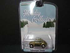 Greenlight Volkswagen Beetle Gold Holiday Collection 1/64 51077