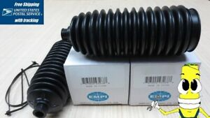 Rack & Pinion Bellow Boot Kit for Kia Forte Koup 2014-2017 Set of 2