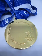 VANCOUVER 2010 Olympic Replica GOLD MEDAL