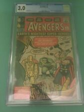 AVENGERS #1 CGC 3.0 1ST APPEARANCE and ORIGIN of Avengers