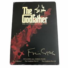 Godfather The Coppola Restoration DVD, 2008, 5-Disc Set