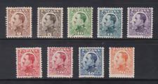 Spanien (1930) Serie Neue Komplett ohne Briefmarkenfalz MNH -scot 490/98
