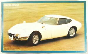 FUJIMI 1/16 SCALE Enthusiast Model TOYOTA 2000GT RARE Model Car made in japan