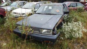 Trunk/Hatch/Tailgate Fits 85-88 CRESSIDA 14324