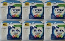 *6x Similac Advance NON-GMO OPTIGRO Infant Formula with Iron, Powder 1.45 lb ea