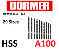 GENUINE A100  14mm 14.0mm  DORMER JOBBER LENGTH DRILL