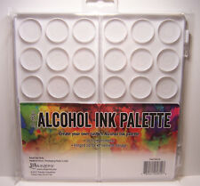 36 Compartment Ink Paint Blank Palette Case Customize Your Favorite Alcohol Inks