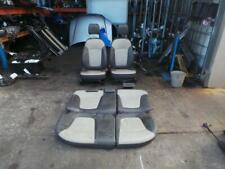 HOLDEN BARINA LEATHER FRONT & REAR SEATS, SPARK, MJ (VIN KL3MF) 10/10-12/12