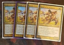 Mtg knight of the reliquary foil x 1 great condition