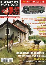 LOCO REVUE 647 DE 2001. TEST LA 141 TA JOUEF EN HO