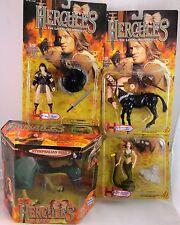 Toy Biz Hercules Legendary Journeys Stymphalian Bird Xena Centaur She-Demon Lot