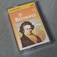The Best of Beethoven 1991 Cassette BMG RCA Victrola  Boston Symphony Very Good