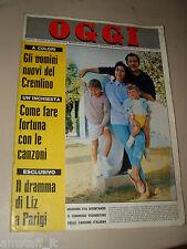 OGGI=1964/44=DOMENICO MODUGNO=BATTAGLIA PD=MARIOLINO BARBERIS=PALLAVICINI VITO=