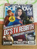 SciFI Now Magazine - issue 128 - DC Arrowverse - film, tv, comics, SCIFINOW