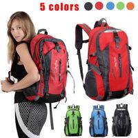 30L Waterproof Hiking Camping Bag Travel Backpack Outdoor Luggage Rucksack Packs