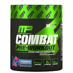 Muscle Pharm Combat Assault Pre-Workout 30 Servings Powder