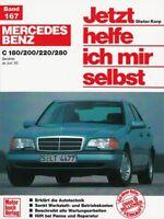 Mercedes C-Klasse W202, Reparaturanleitung Jetzt helfe ich mir selbst, Handbuch