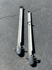 """INNO Tray Qty 2  Fork Mount Roof Rack for Bikes bicycles 46"""" Pair"""