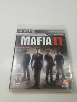Mafia II 2 ( PS3 Playstation 3 Sony ) TESTED Free Shipping Canada 🇨🇦