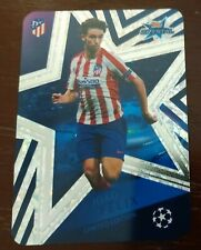 Topps Crystal Champions League 2019/20 Joao Felix Limited Edition card