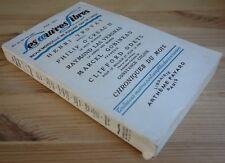 Les oeuvres libres n°110 - Troyat, O'Créac'h, Odets... - Juillet 1955 - BE -