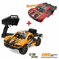 Remo 4Wd 1/16 Scale Rc Car High Speed Off-Road Short Course Remote Control Truck
