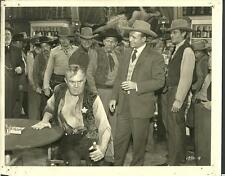 Audie Murphy Trevor Bardette in Destry 1954 western original movie photo 23704
