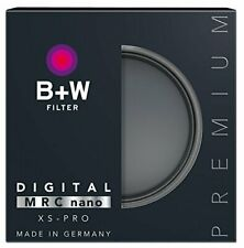 B W BW B&W filtro Schneider Kreuznach Käsemann HTC Pol MRC 82 mm Xs-pro Nano