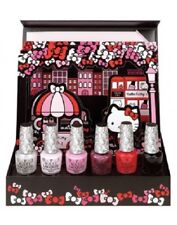 OPI Hello Kitty Collector's Edition 6 Colors Nail Polish .5oz  DDH08 GIft