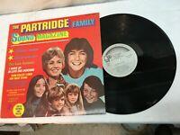The Partridge Family Sound Magazine Record Lp Very Good David Cassidy Shirley Jo