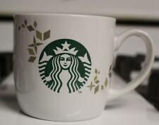 Starbucks Holiday Collection 2013 Siren Mermaid Logo 14 oz. Share Mug Euc