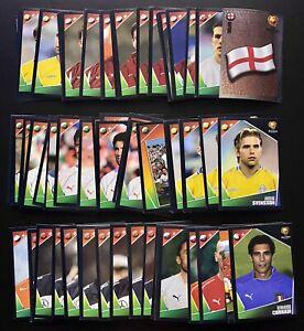 Panini UEFA Euro 2004 Stickers Pick Any 10