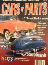 Cars & Parts Magazine '58 Ford Crown Vic Stout Scarab November 1998 031118nonrh