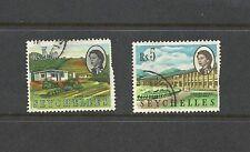 Single Seychellois Stamps (Pre-1976)