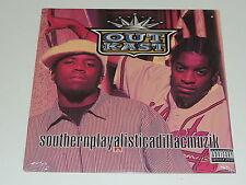 "OUTKAST southernplayalisticadillacmuzik 12"" RECORD ORIGINAL / REMIX 1994 SEALED"