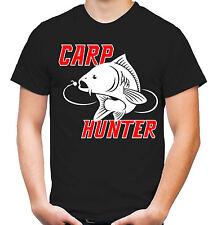 Carp Hunter T-Shirt | Angler | Karpfen | Angeln | Fishing | Fischen | Fun | M2 |