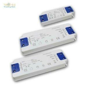 "LED Transformer "" Super Slim "" 12V Dc for Leds Driver Power Supply Evg"