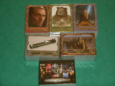 Star Wars Galactic Files 'Series 2' Complete Base Set of 350 Trading Cards Vader