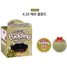Korea Cosmetic K-Beauty EZN Shaking Pudding Hair Color Self Easy Dye 16Colours