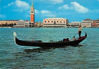 BT1829 venezia panorama con gondola  italy