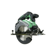 Hitachi 18V 6-1/2 in. Deep Cut Circular Saw C18DBALP4 Openbox (Tool Only)