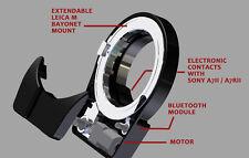 Techart Pro Objektiv-Adapter Leica M an Sony E Mount / mit Autofocus ! / LM-EA7