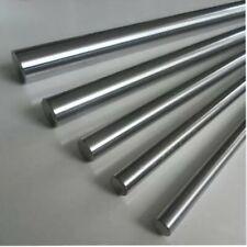 Barre Rond Plein INOX A2 304L / Diamètre 5 à 25mm / Longueur 200, 500 et 1000mm