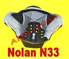 "INNER AIR CONDITIONING COMFORT GREY for NOLAN N33 SIZE "" L "" 00378"