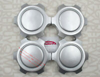 4X Silver Wheel Center Hub Cap Fit Toyota Tacoma 4Runner Tundra