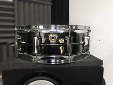 More details for ludwig 14x5 black beauty snare drum lb416