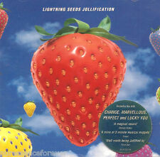 LIGHTNING SEEDS - Jollification (UK 10 Track CD Album)